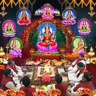 Ashta Lakshmi Maha Puja - 19th Dec