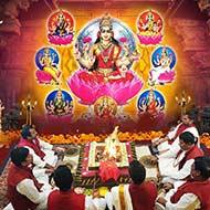 Ashta Lakshmi Puja and Yajna