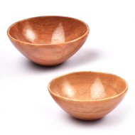 Red Jasper Bowls - Set of 2 - 50 gms