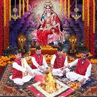Bhumi Devi Gayatri Mantra Japa and Yagna