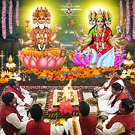 Brahma Gayatri Puja and Yajna
