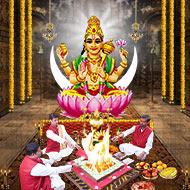 Chandra - Moon - Grah Puja Mantra Japa and Yagna