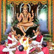 Dakshinamurthy Puja