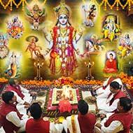 Dashavatar Puja and Yajna