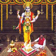 Dhanvantri Puja and Yagna