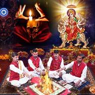 Drishti Durga Homam