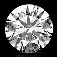 Diamond - 17 cents - V
