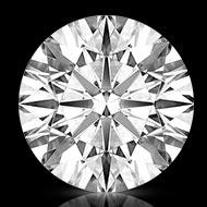 Diamond - 34 cents - I