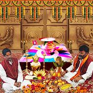 Gandmool Shanti Puja