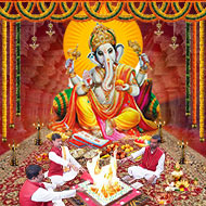 Ganesh Puja for Health of Children