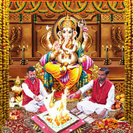 Ganesha Puja For Removing Obstacles