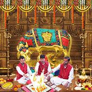 Gau Puja and Seva