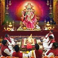 Goddess Kamladevi Maha Puja - 14th Nov