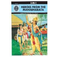 Heros From the Mahabharata