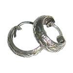 Earrings in Silver - Design VIII