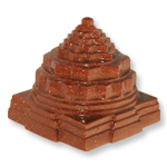 Shree Yantra in Sunstone - 340 gm