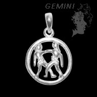 Gemini Locket - Design II