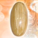 Shivlinga in Cats Eye - 50 gms