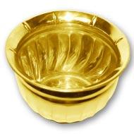 Flower Container in Brass - Design I