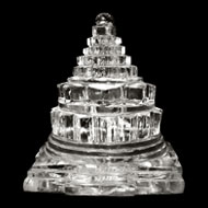 Very Rare Shree Yantra in Sphatik
