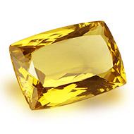 Yellow Citrine - 23 Carats
