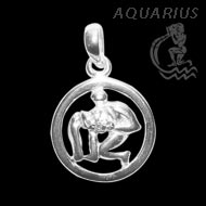 Aquarius Locket - Design II