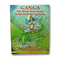 Ganga - The River that flows from Heaven to Earth