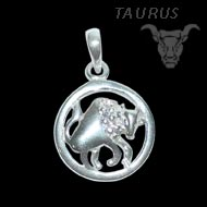 Taurus Locket - Design II