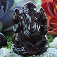 Gomed Ganesha - 134 gms
