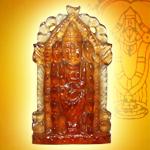 Tirupati in Gomed - 23.30 carat