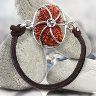 Bhumi Devi bracelet - Nepal Medium Beads
