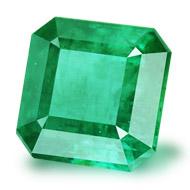 Emerald 6.80 carats Zambian