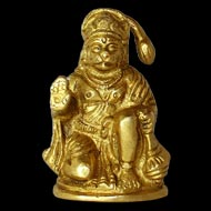 Blessing Hanuman - II