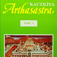 The Kautiliya Arthasastra - 3 vol set