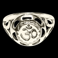 Om Ring - Design VIII