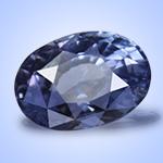 Blue Sapphire -  4.57 carats