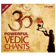 Powerful Vedic Chants - CD and  DVD