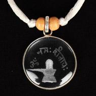 Crystal Om Namah Shivaya Locket