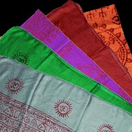 Nataraj Shawl - Small - Set of 5
