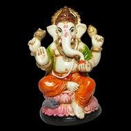 Lord Ganesha Idol - I