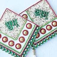 Shubh Labh Acrylic set - II