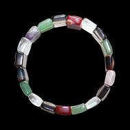Navratna Gemstone Bracelet - Design II