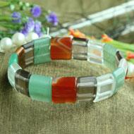Navratna Gemstone Bracelet XI