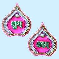 Shubh Labh Acrylic set - IV