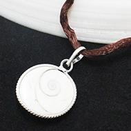 Gomati Chakra locket
