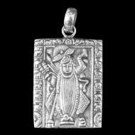 Lord Shrinathji - In Pure Silver
