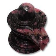 Shivlinga in Rhodolite - 157 gms