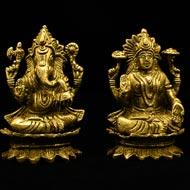Lakshmi Ganesh on Lotus