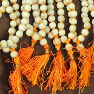 Tulsi mala - Set of 10 - 7mm