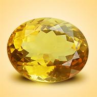 Yellow Citrine - 9 - 11 Carats - Oval